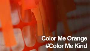 Color Me Orange—Color Me Kind