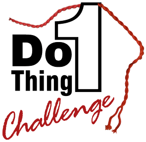 Do 1 Thing Challenge