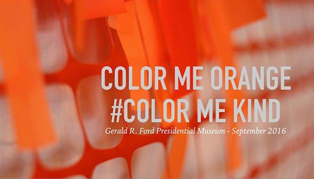 Color Me Orange - Color Me Kind