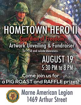 Hometown Hero II fundraiser